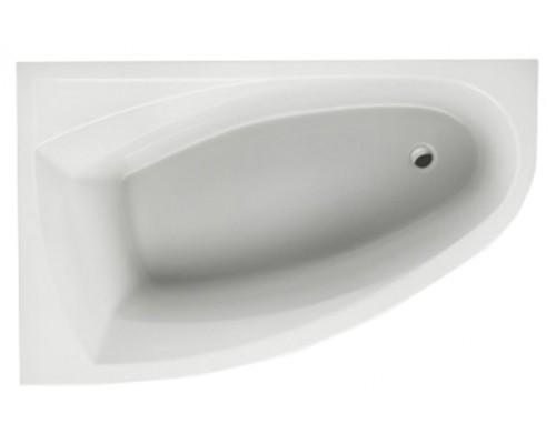 Акриловая ванна Excellent Aquarella WAEX.ARL15WH 150x100 левая