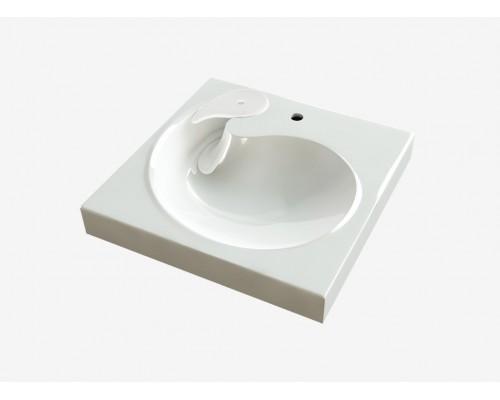 Раковина над стиральной машиной MarrBax Лилия V60D1 УТ000010650