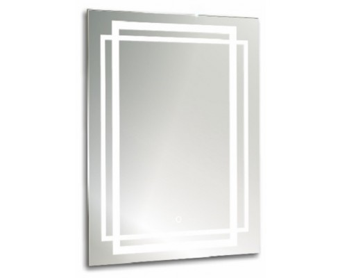 Зеркало Aquanika Quadro 60х80 AQQ6080RU05
