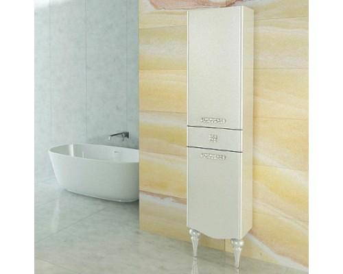 Шкаф-пенал Comforty Монако 40 правый,белый