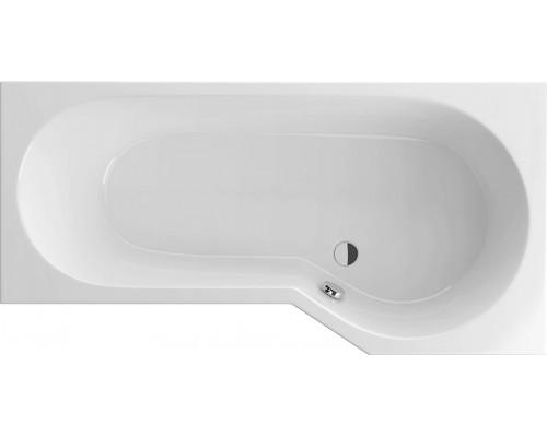 Акриловая ванна Excellent Be Spot WAEX.BSP16WH 160x80 правая