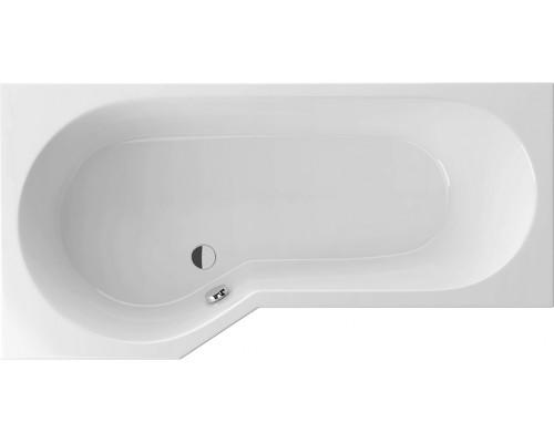 Акриловая ванна Excellent Be Spot WAEX.BSL16WH 160x80 левая