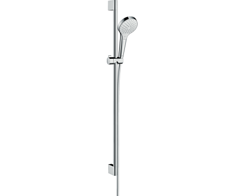 Душевой гарнитур Hansgrohe Croma Select S 26573400 белый/хром