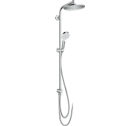 Душевой гарнитур Hansgrohe Crometta S 240 1jet Showerpipe Reno 27270000