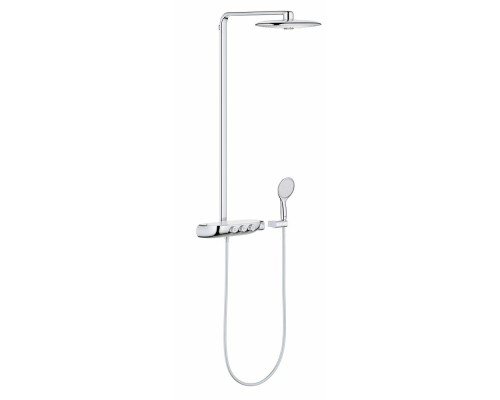 Душевая система Grohe Rainshower SmartControl Duo 26250000 с термостатом