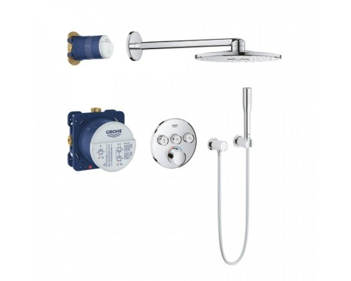 Душевая система Grohe Rainshower SmartControl 310 34709000 с термостатом
