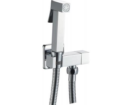 Смеситель Haiba HB5502 встраиваемый, с гигиеническим душем