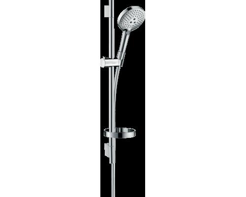 Душевой гарнитур Hansgrohe Raindance Select S 26632000 с мыльницей хром