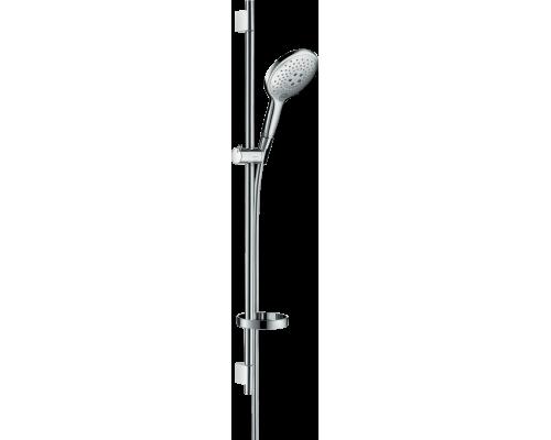 Душевой гарнитур Hansgrohe Raindance Select S 27803000 с мыльницей