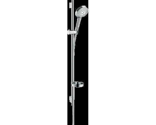 Душевой гарнитур Hansgrohe Raindance Select S 27667000 с мыльницей