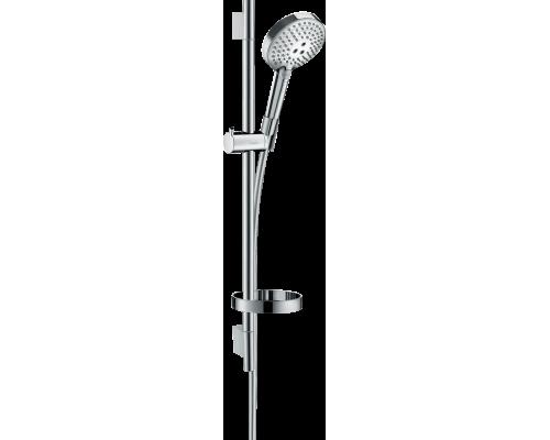 Душевой гарнитур Hansgrohe Raindance Select S 27654000 с мыльницей