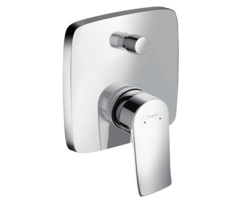 Смеситель встраиваемый для ванны Hansgrohe Metris 31454000