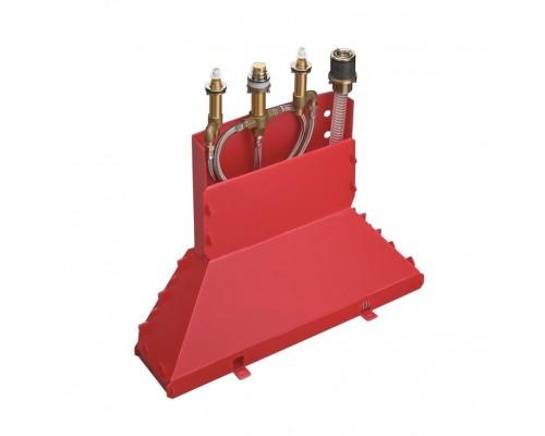 Встраиваемая часть для смесителя на борт ванны Hansgrohe 13444180