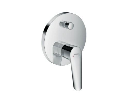 Смеситель встраиваемый для ванны Hansgrohe Logis E 71404000 (для 01800180)