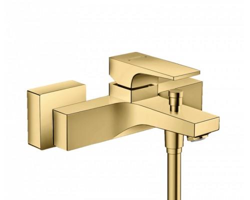 Смеситель для ванны Hansgrohe Metropol 32540990 золото