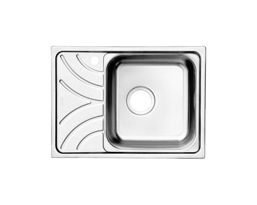 Мойка кухонная IDDIS Arro S ARR60PRi77 полированная