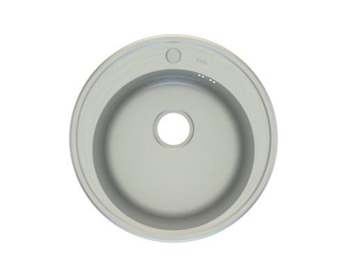 Мойка кухонная IDDIS Basic BAS51S0i77 сатин