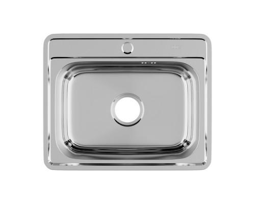 Мойка кухонная IDDIS Basic BAS53P0i77 полированная