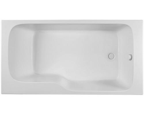 Акриловая ванна Jacob Delafon Bain Douche Malice E6D066R-00 (160x85) правая