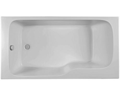 Акриловая ванна Jacob Delafon Bain Douche Malice E6D065L-00 (170x90) левая
