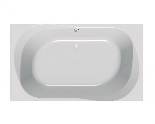 Акриловая ванна Kolpa San Adam&Eva 1950х1250 без гидромассажа