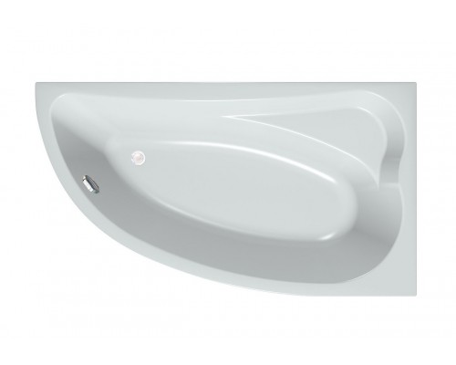 Акриловая ванна Kolpa San Calando 1600x900 левая без гидромассажа