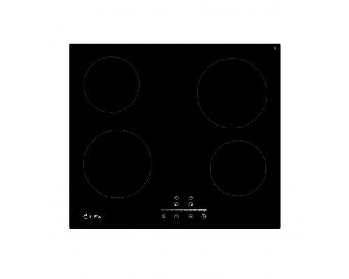 Варочная поверхность LEX EVH 640-1 BL CHYO000196