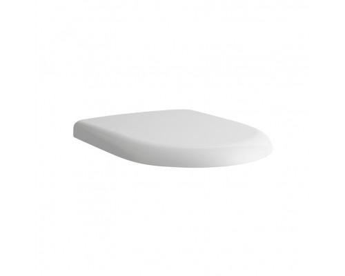 Крышка-сиденье Laufen Pro 8.9395.9.000.000.1 с микролифтом, петли хром