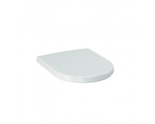 Крышка-сиденье Laufen Pro 8.9195.1.300.003.1 с микролифтом, петли хром