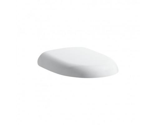 Крышка-сиденье Laufen Florakids 8.9103.1.300.000.1 белая, с микролифтом, петли хром