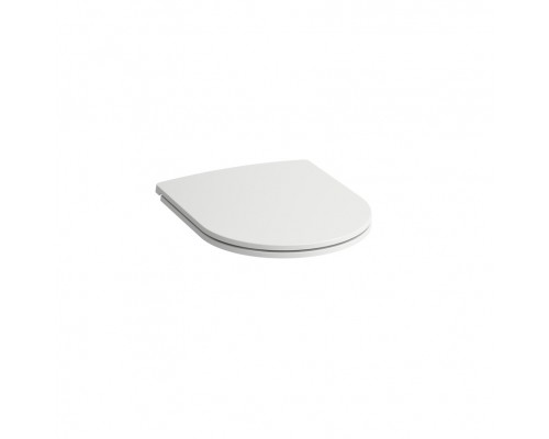 Крышка-сиденье Laufen Pro 8.9896.6.000.000.1 с микролифтом, петли хром