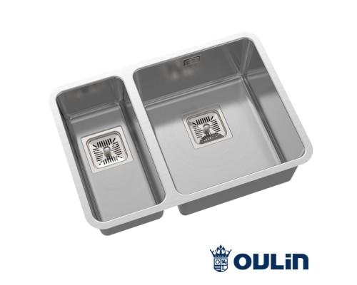 Кухонная мойка Oulin OL-0369R