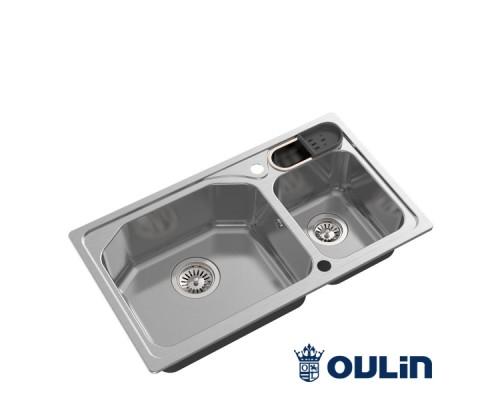 Кухонная мойка Oulin OL-9818