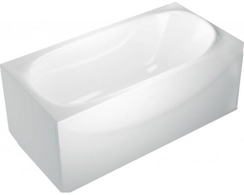 Акриловая ванна Domani-Spa Classic 150x70 + опоры + панель