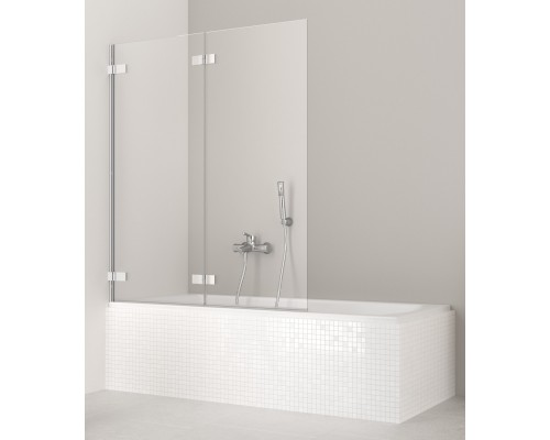 Душевая шторка для ванны Radaway Arta PND 210213-01L 1300x1500, левая