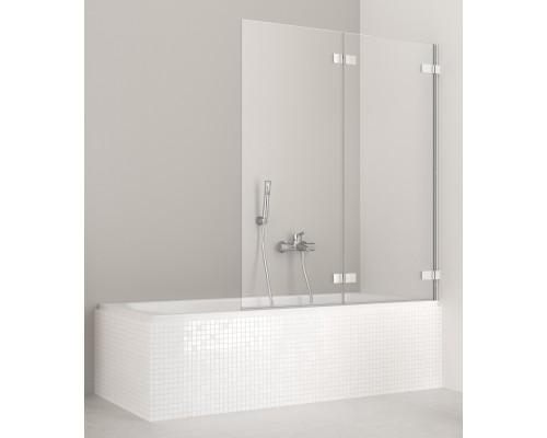 Душевая шторка для ванны Radaway Arta PND 210213-01R 1300x1500, правая