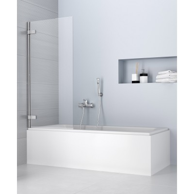 Душевая шторка для ванны Radaway Arta PNJ 210101-01L 700x1500, левая