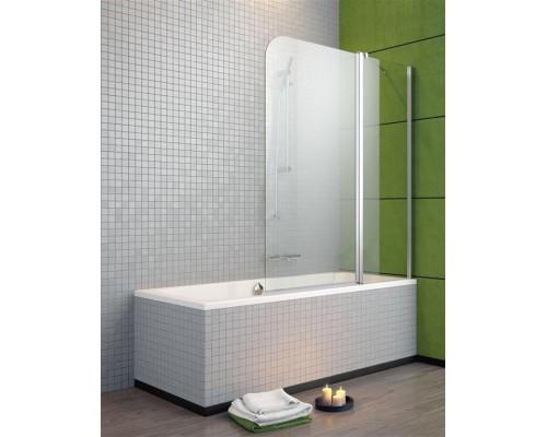 Душевая шторка для ванны Radaway Eos II PND 206211-01R 1100x1520, правая