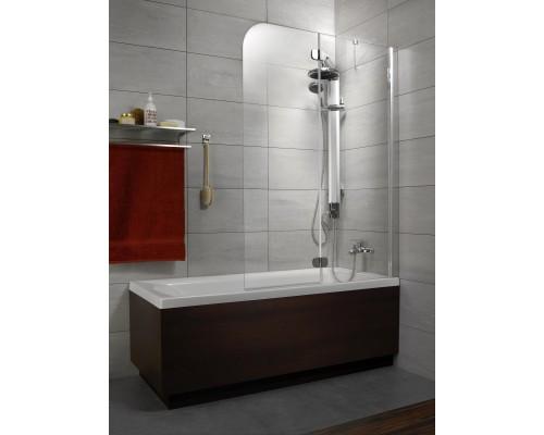 Душевая шторка для ванны Radaway Torrenta PND 201203-101NR 1210x1500, правая