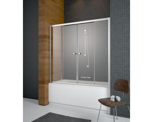 Душевая шторка для ванны Radaway Vesta DWD 203140-01 1400x1500