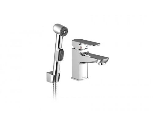 Смеситель RAVAK BM 011.00 для раковины с  гигиеническим душем