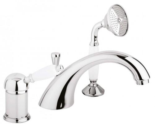Смеситель Cezares Elite ELITE-BVDM-01-Bi для ванны и душа