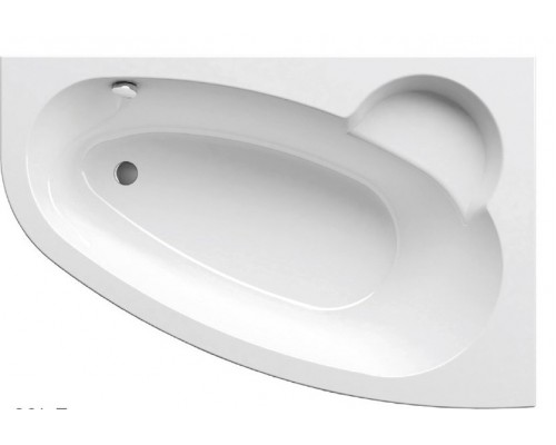 Акриловая ванна RAVAK Asymmetric 150x100 R