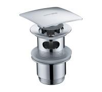 Донный клапан Push-up WasserKRAFT A105