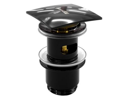Донный клапан WasserKRAFT Push-up A166