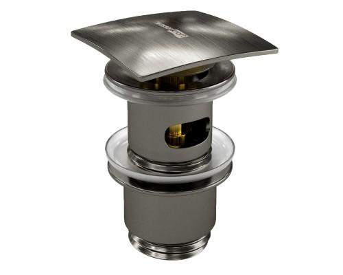 Донный клапан WasserKRAFT Push-up A167