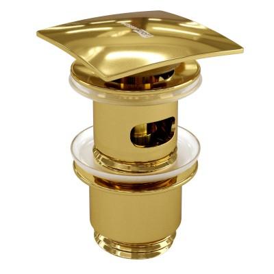 Донный клапан WasserKRAFT Push-up A168