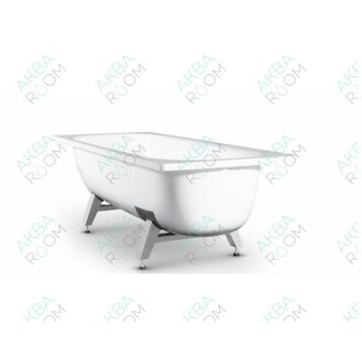 Ванна сталь 140х70 белая Donna vanna, DV-43901