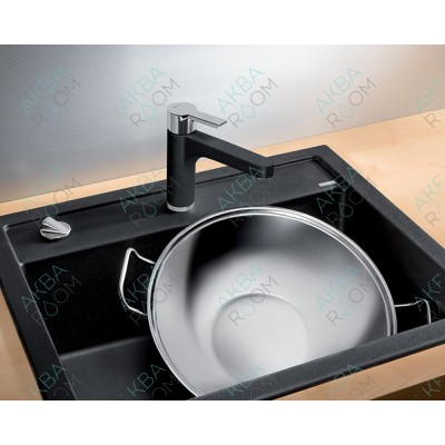Мойка кухонная Blanco Dalago 45 антрацит 517156