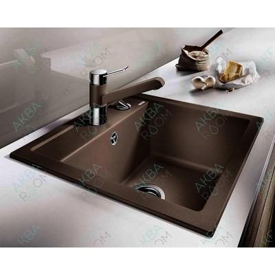 Мойка кухонная Blanco Dalago 45 кофе 517165